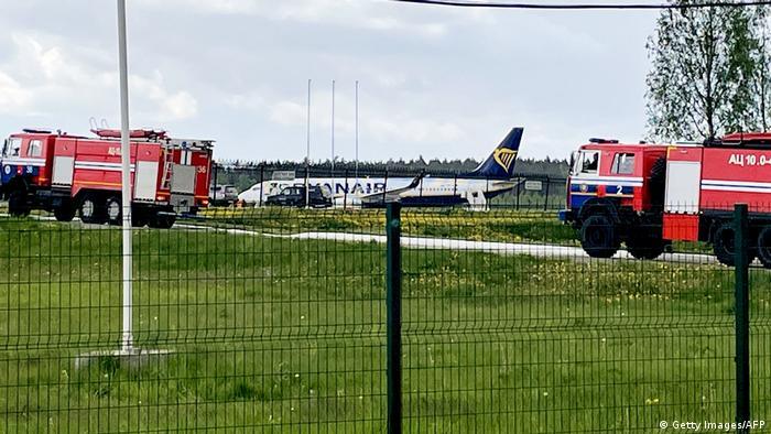 Photo of Задержание Протасевича: Ryanair в соцсетях обвиняют в «пособничестве диктатору»