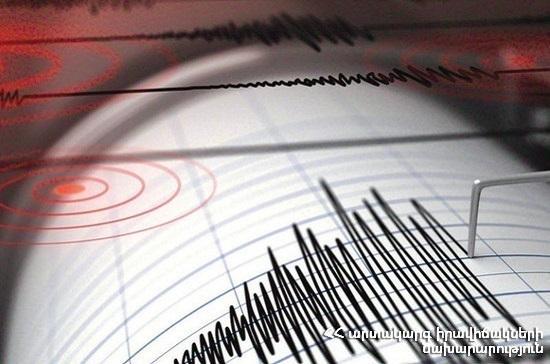 Photo of Երկրաշարժ՝ Վրաստանում. ուժգնությունը կազմել է 6 բալ, այն զգացվել է նաեւ է Լոռու եւ Տավուշի մարզերում