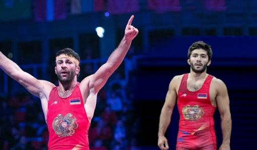 Photo of Карен Асланян и Армен Меликян завоевали олимпийские путевки
