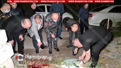 Photo of Զինված ռազբորկա Երևանում,Թոխմախի գերեզմանոցից հրազենային վնասվածքներով հիվանդանոց են տեղափոխվել3 հոգի