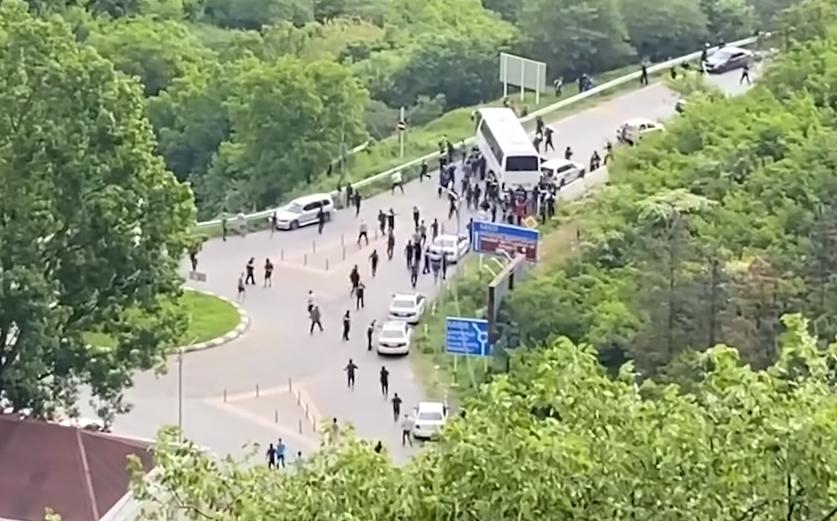 Photo of Վրաստանում ադրբեջանցիների եւ սվանների միջեւ բախումները շարունակվում են. վիրավորվել է 3 ոստիկան