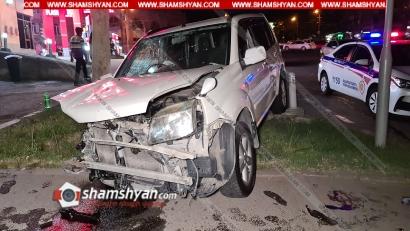 Photo of Երևանում խոշոր ավտովթարի հետևանքով հիվանդանոց տեղափոխված Nissan X-Trail-ի  վարորդը Արցախի Հանրապետության ուժային կառույցներից մեկի գեներալ է