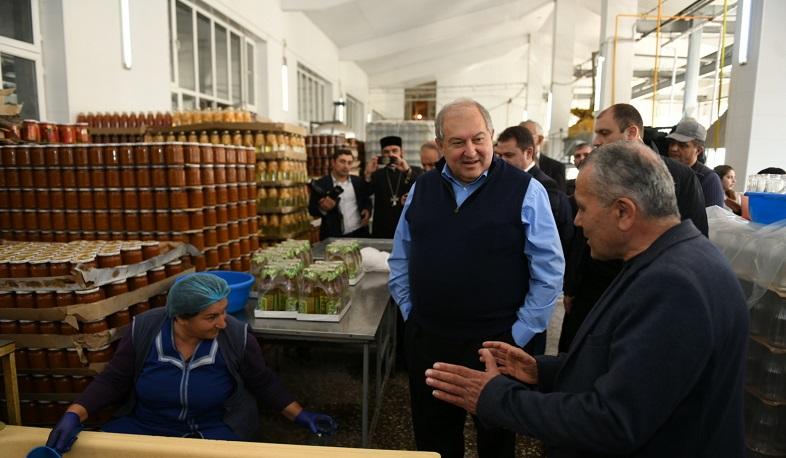 Photo of Президент Армении: Именно мы должны формировать повестку развития нашей страны и превращать ее в реальность своим трудом