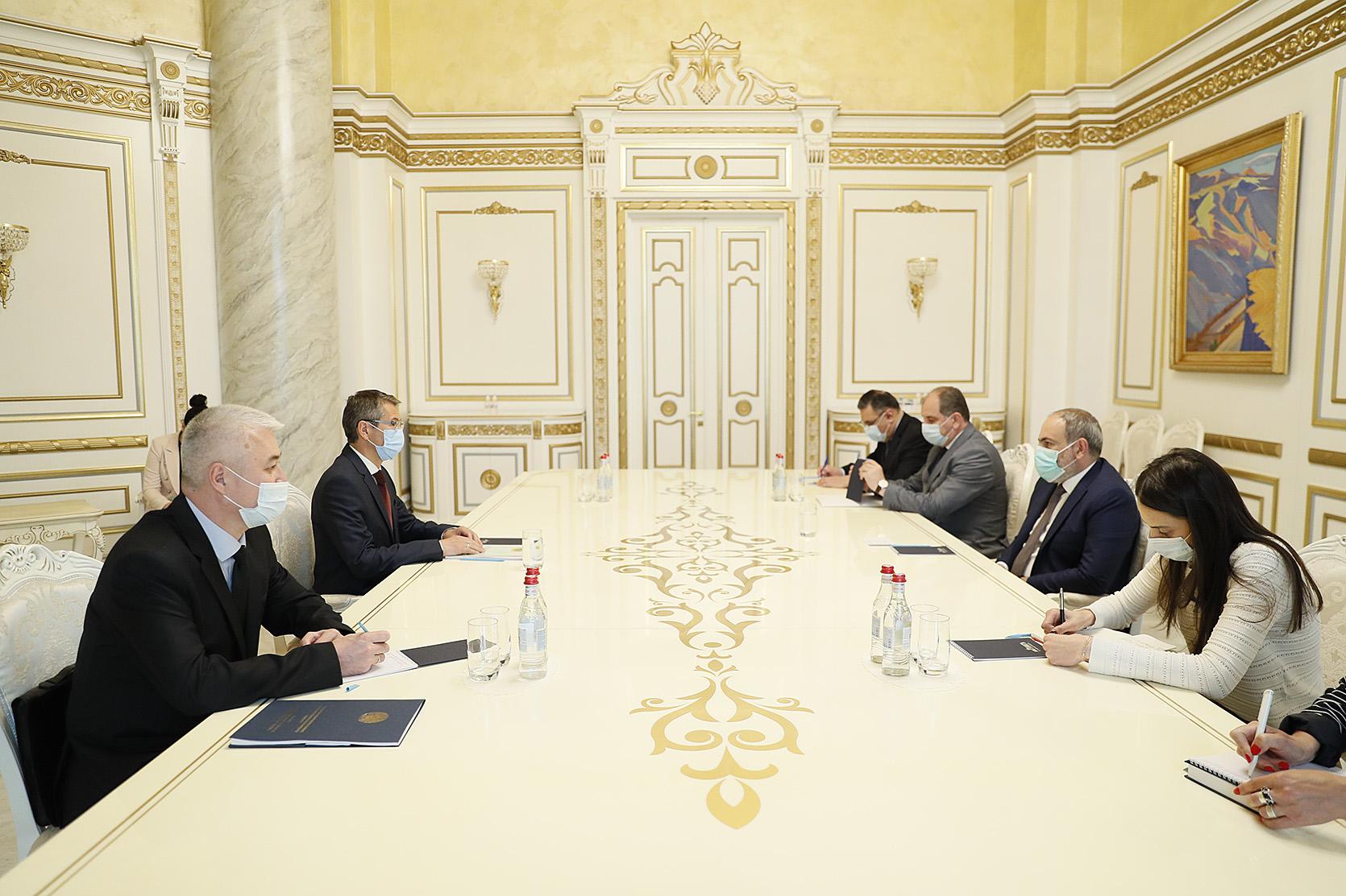 Photo of Никол Пашинян сотрудничество ИТ сфер Армении и Казахстана считает интересным