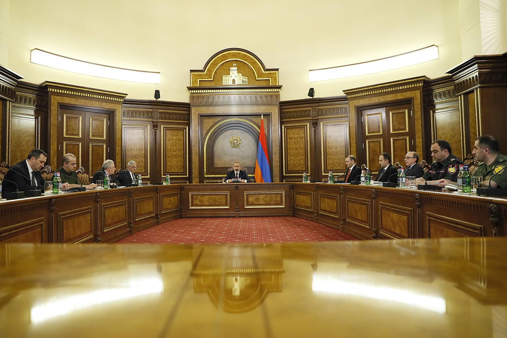Photo of Скорейшее выполнение процедур ОДКБ необходимо для предотвращения дальнейшей эскалации: Никол Пашинян