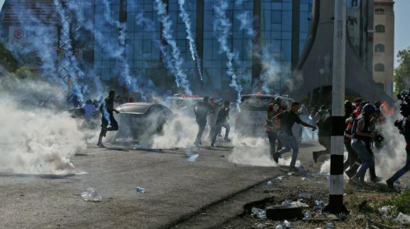 Photo of Близ палестинского района Рамаллах произошла перестрелка