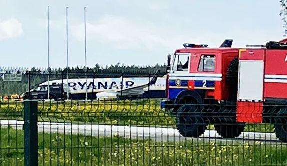 Photo of В ЕК потребовали от Минска объяснений из-за инцидента с самолетом Ryanair