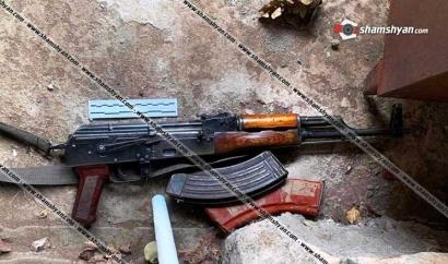 Photo of Կրակոցներ՝ Արմավիրի մարզում. ինքնաձիգից կրակոցներ են արձակել Lexus-ի ուղղությամբ. սպանվածը քրեական հեղինակություն «Դոն Պիպոյի» եղբայրն է