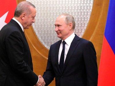 Photo of Президенты России и Турции обсудили ситуацию в Карабахе