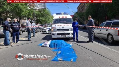 Photo of Մահվան ելքով վրաերթ Երևանում