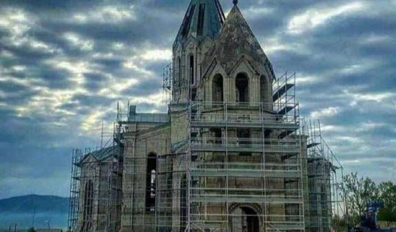 Photo of В Шуши уничтожается армянское духовное, культурное и архитектурное наследие
