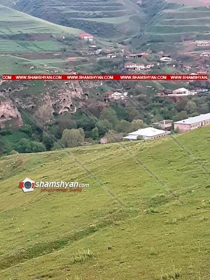 Photo of Սյունիքի մարզի Խնածախ գյուղը հայտնվել է հակառակորդի թիրախում