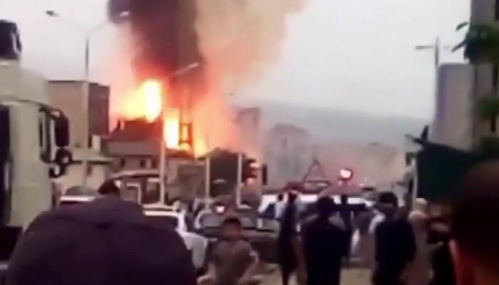Photo of Հզոր պայթյուն՝ Տաջիկստանի մայրաքաղաքում. կան զոհեր և տուժածներ