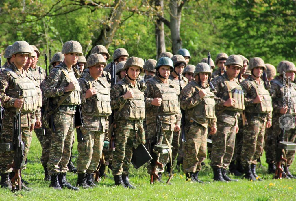 Photo of Զորամասերում ստուգվել են զինծառայողների պատրաստության աստիճանը, մարտական խնդիրների իմացությունը