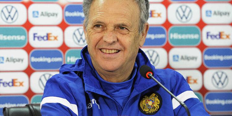 Photo of Хоакин Капаррос обнародовал список игроков, приглашенных в сборную Армении