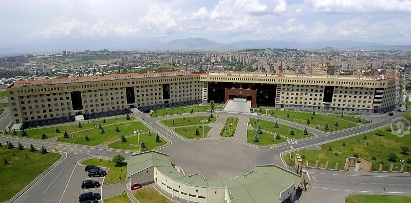 Photo of В Ереване опровергли заявления Баку об обстреле азербайджанских позиций со стороны армянских ВС
