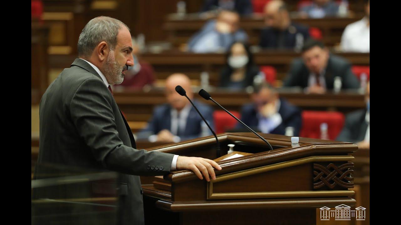 Photo of НС Армении единогласно приняло проект заявления парламента о кризисной ситуации в приграничных районах страны