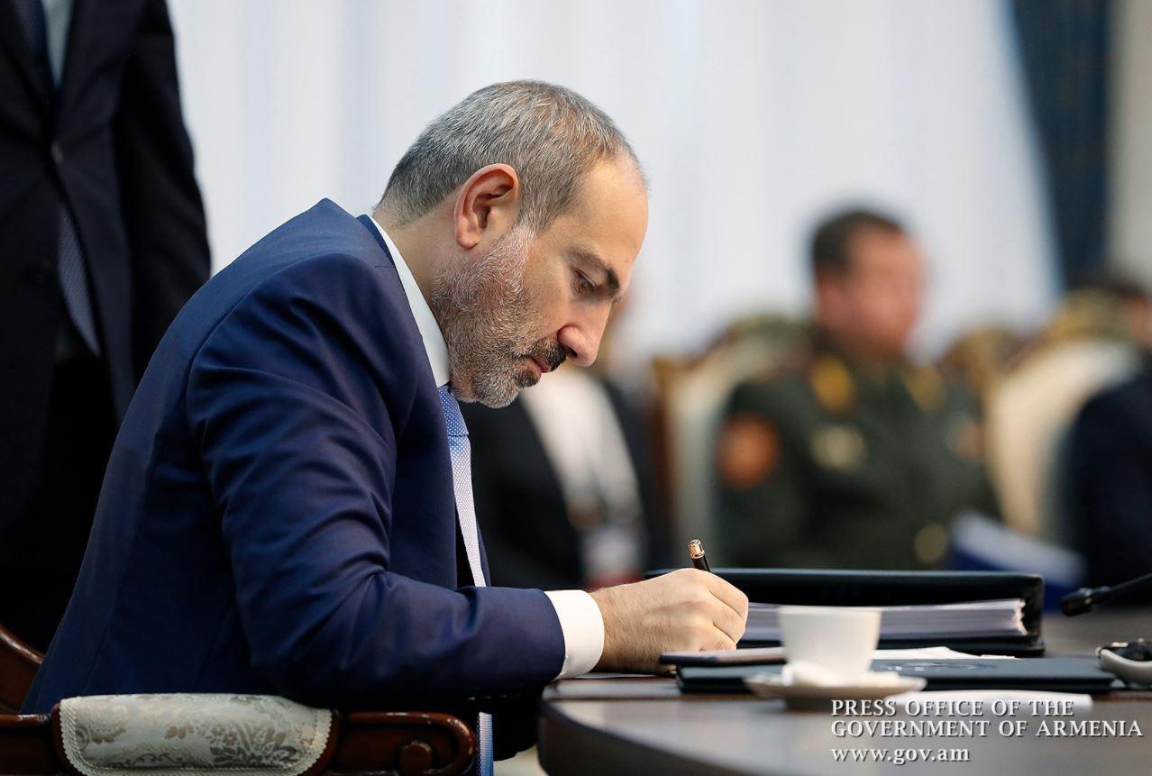 Photo of Никол Пашинян сегодня официально обратился к действующему председателю Совета коллективной безопасности ОДКБ президенту Таджикистана