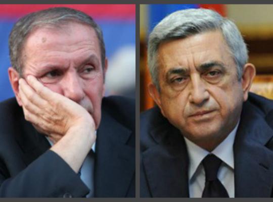 Photo of Офис третьего президент Армении ответил на публикацию Левона Тер-Петросяна
