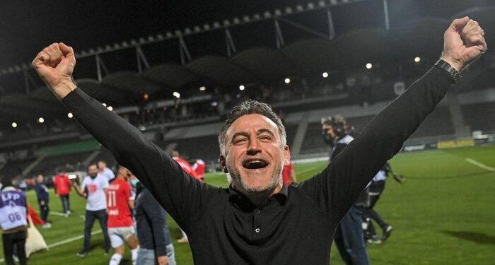 Photo of Լիլլի գլխավոր մարզիչը հրաժարական տվեց Ֆրանսիայի չեմպիոնությունը նվաճելուց օրեր անց