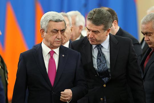 Photo of «Вероятно, Серж Саргсян хотел видеть премьер-министром Карена Карапетяна, но…»