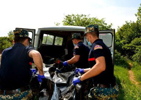 Photo of В районе Джракана в направлении Горадиза обнаружены 4 тела