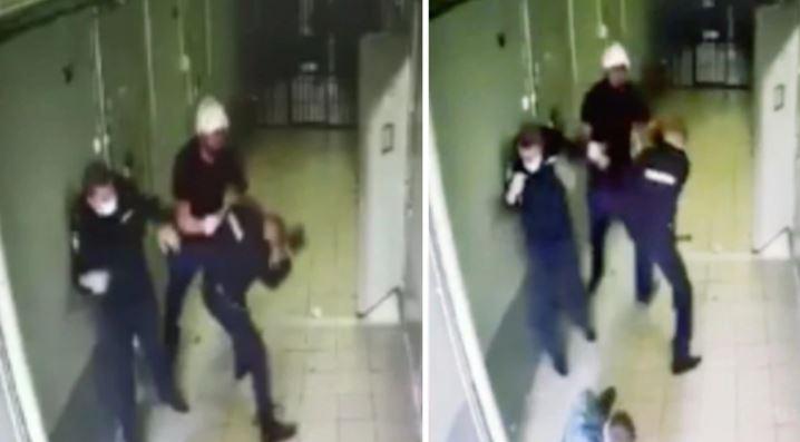Photo of Задержанный дончанин избил трех полицейских прямо в изоляторе
