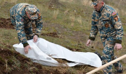 Photo of В районе Джракана (Джабраил) найдены останки еще одного погибшего.