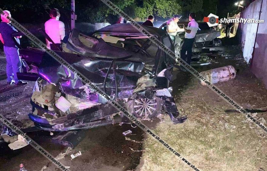 Photo of Խոշոր ավտովթար Կապանում. բախվել են Mercedes-ն ու «ՎԱԶ 21015»-ը. կան վիրավորներ