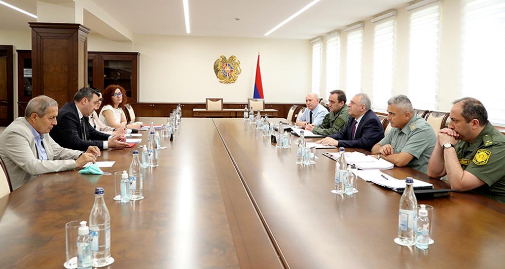 Photo of Межведомственная комиссия разработала проект концепции реформ в ВС Армении