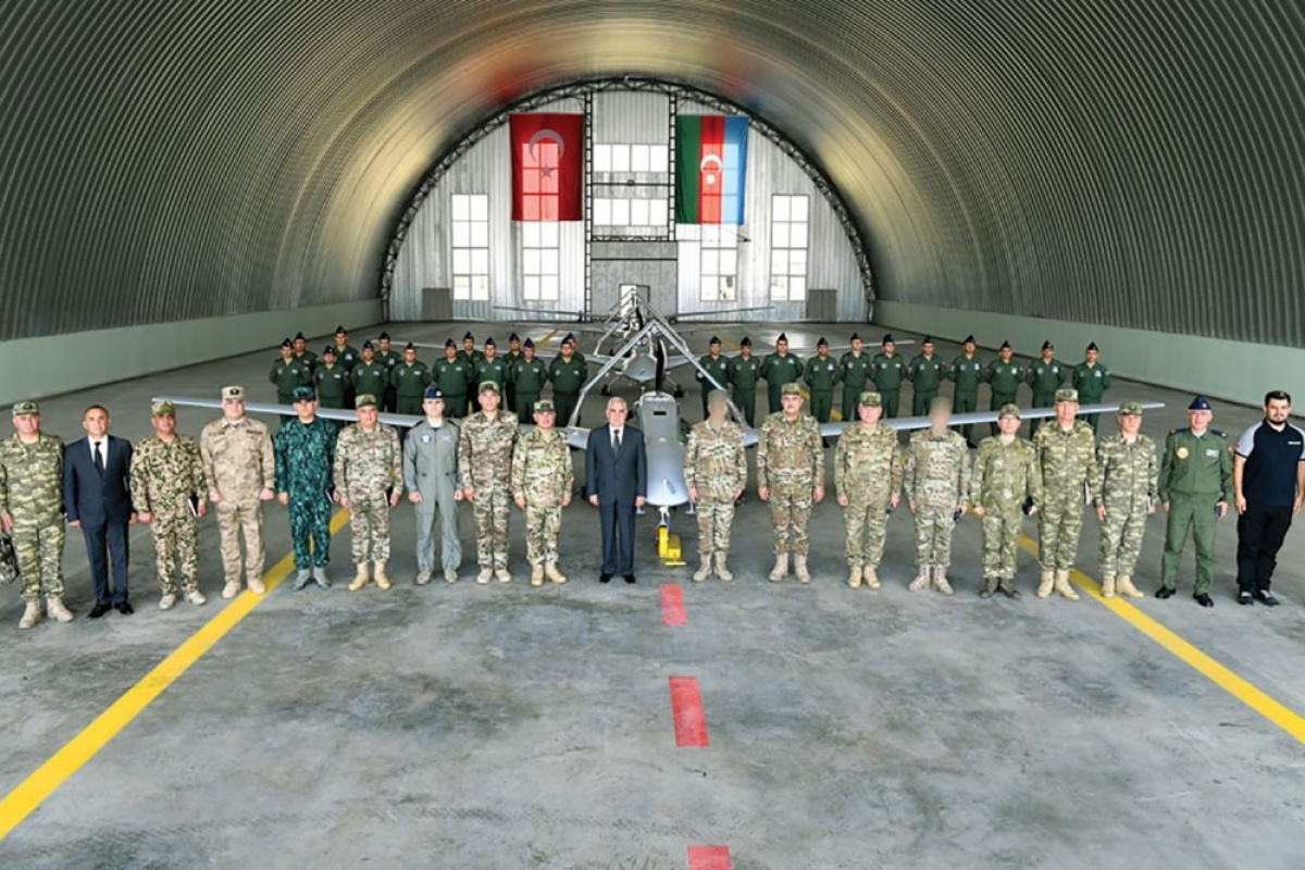 Photo of Ադրբեջանն ու Թուրքիան զորավարժություն են անում Նախիջևանում