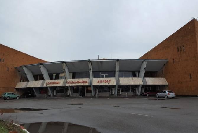 Photo of В аэропорту «Ширак» будет плановый ремонт: деятельность аэропорта временно будет временно приостановлена