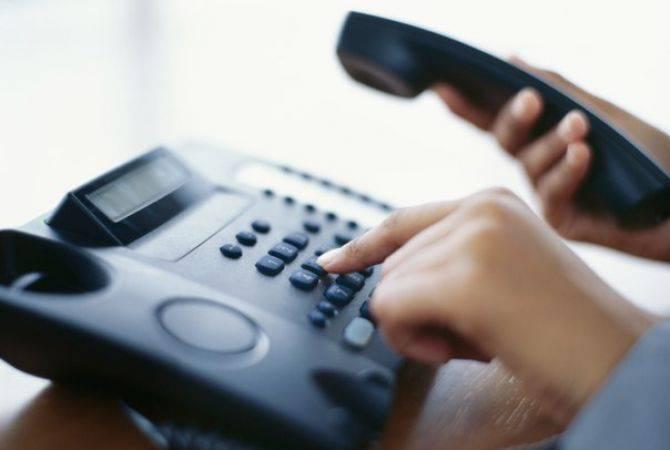 Photo of Արցախի նախագահի աշխատակազմի 119 թեժ գծին անցած շաբաթվա ընթացքում ստացվել է 357 զանգ