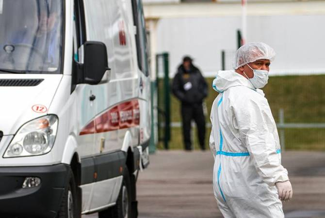 Photo of Ռուսաստանում կորոնավիրուսով վարակման 14 185 դեպք են հայտնաբերել մեկ օրում