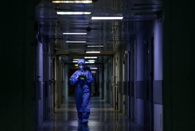 Photo of Ռուսաստանում մեկ օրում 548 մարդ է մահացել կորոնավիրուսից. վատագույն ցուցանիշը փետրվարի 11-ից ի վեր