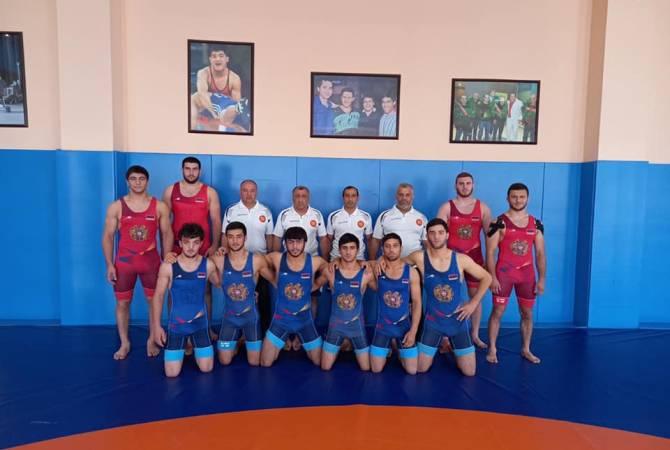 Photo of Հունահռոմեական ոճի երիտասարդ ըմբիշները 10 մարզիկով կմասնակցեն Եվրոպայի առաջնությանը