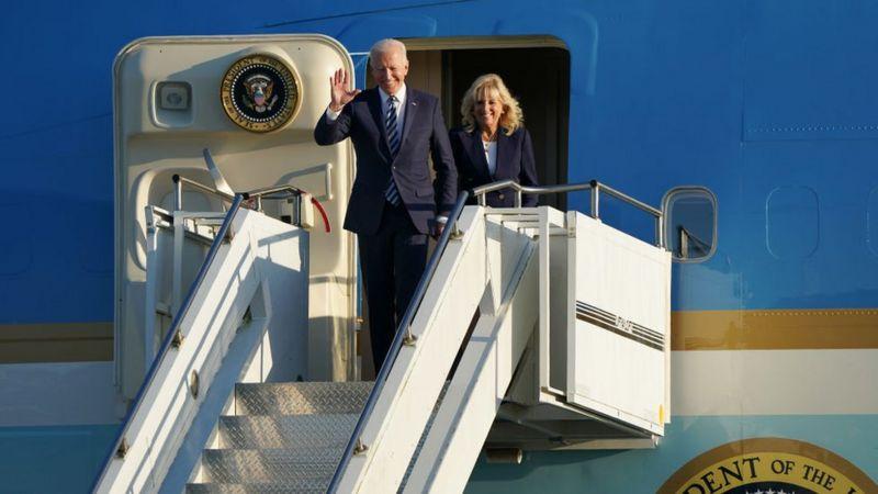 Photo of Президентские «Звери»: на чем ездит и летает Джо Байден