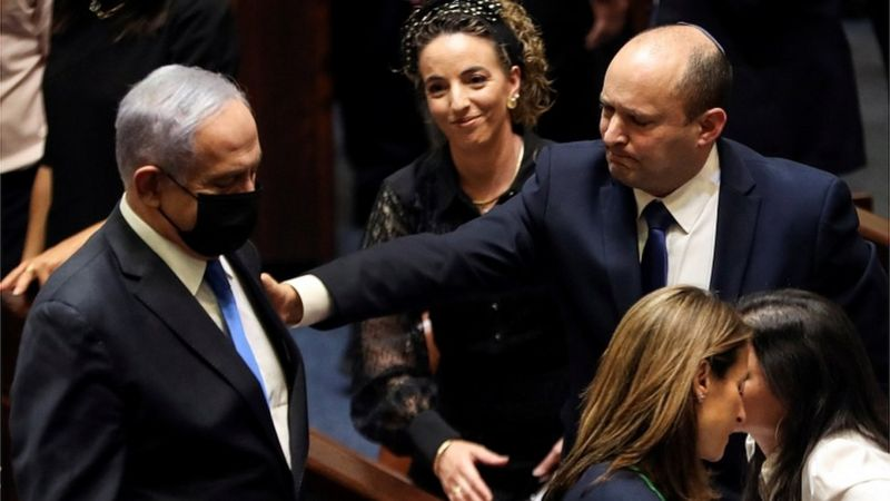 Photo of В Израиле — новый премьер и новое правительство. Нафтали Беннет положил конец эпохе Нетаньяху