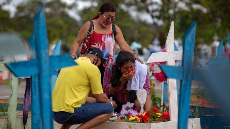 Photo of Коронавирус: в Бразилии 500 тыс. смертей и вариант «Гамма»; регионы России вводят обязательную вакцинацию