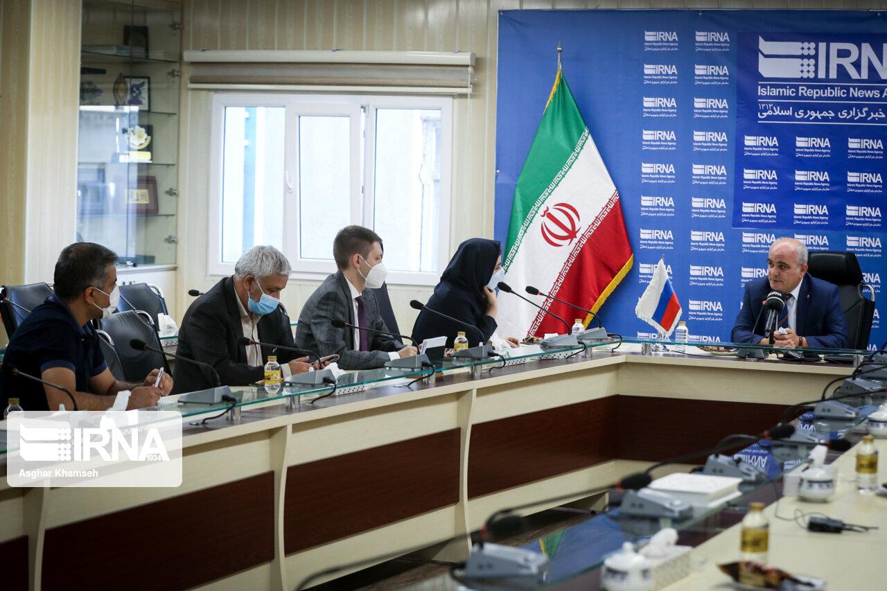 Photo of Джагарян оптимистично оценивает дальнейшие российско-иранские отношения