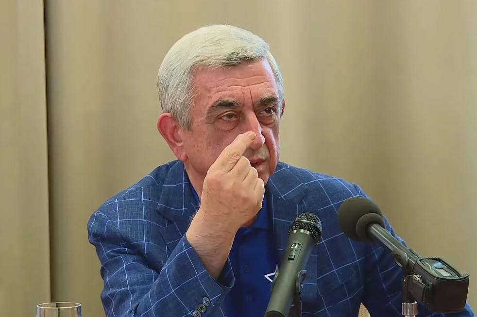 Photo of «Я бы застрелился»: Саргсян об ответственности Пашиняна за гибель солдат