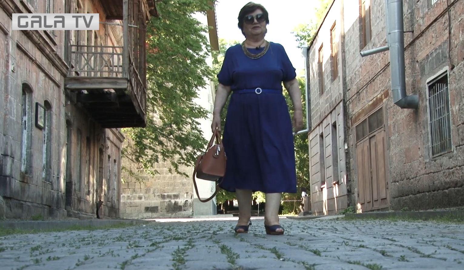 Photo of Գյումրեցի ամենակոլորիտային կինը պնդում է՝ երբեք չի գնա հարազատ քաղաքից, որտեղ իրեն ամուր ու «արմատներով» է զգում