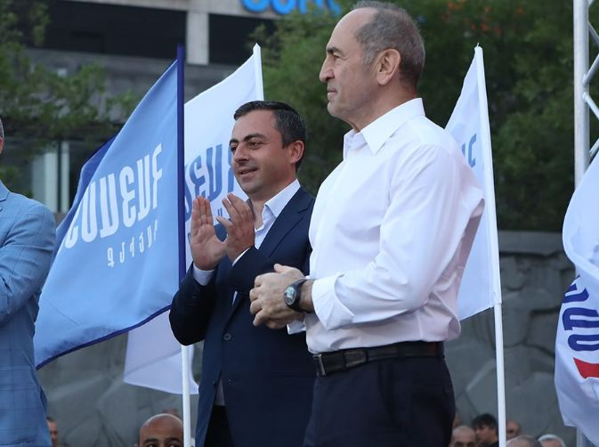 Photo of Թալինից և Ծաղկահովիտից հետո «Հայաստան» դաշինքի հաջորդ կանգառը Ալագյազ համայնքն է