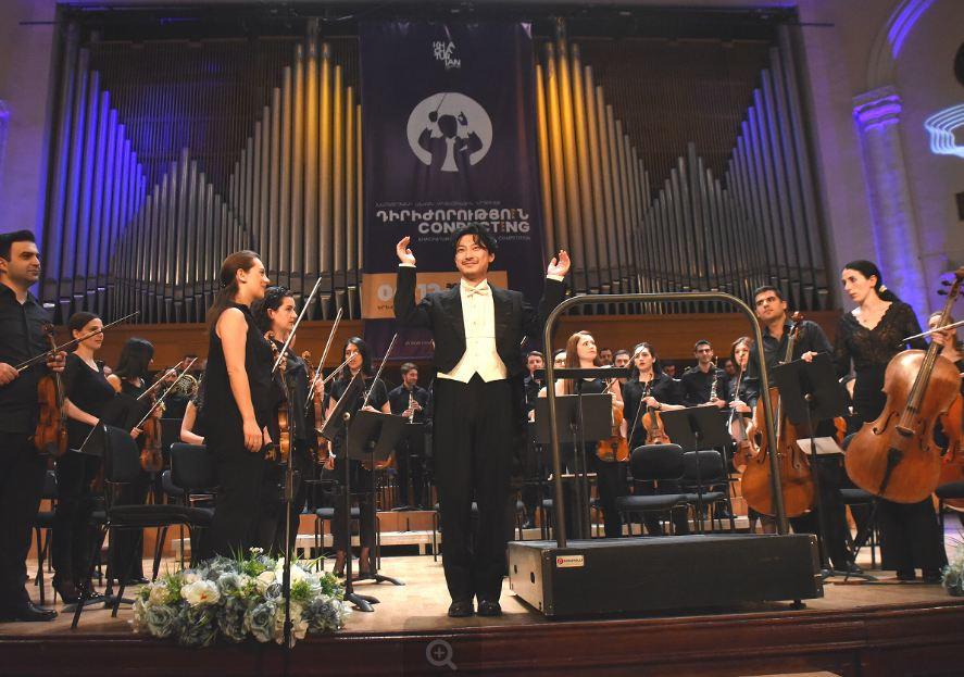 Photo of Խաչատրյանի անվան մրցույթի մասնակիցները վստահեցնում են, որ Խաչատրյանի ստեղծագործությունները հաճախ կկատարեն տարբեր բեմերում