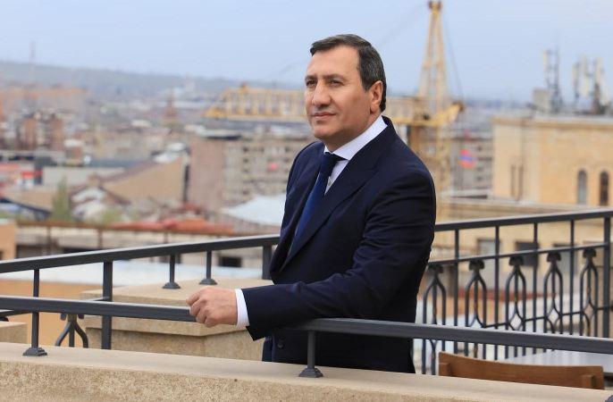 Photo of ԿԸՀ–ն մերժեց. Տիգրան Արզաքանցյանն ընտրական ցուցակում չի լինի