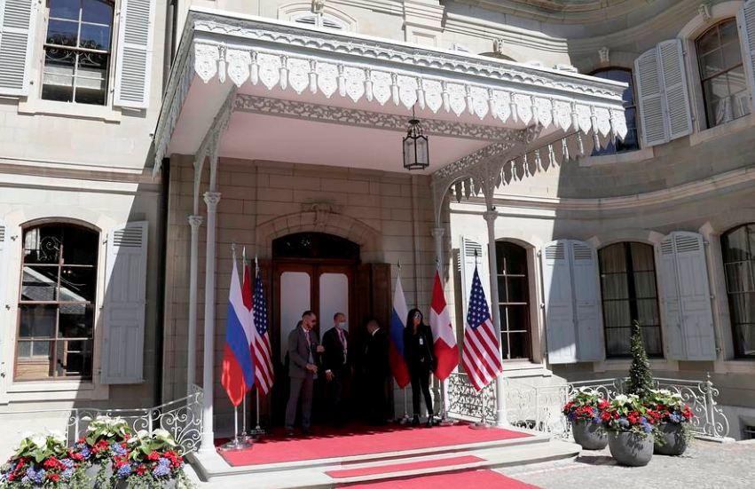Photo of Встреча Путина и Байдена в Женеве. Онлайн