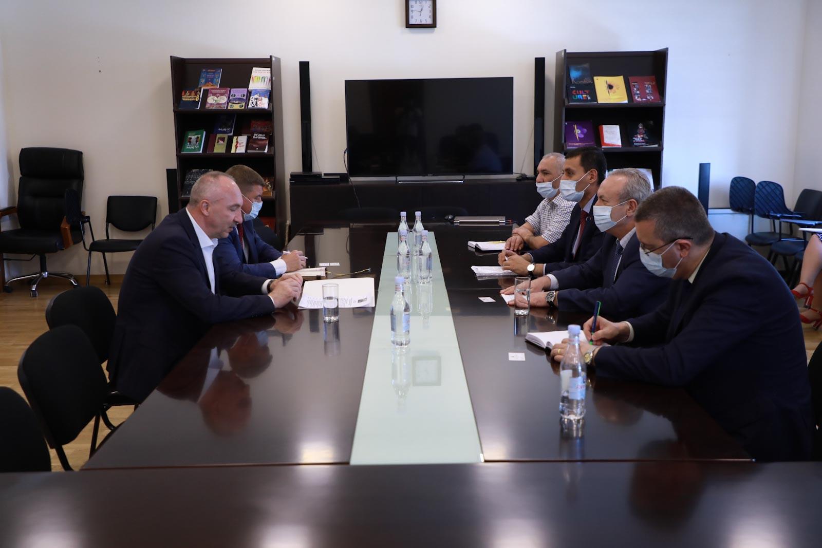 Photo of Քննարկվել է հայ-բելառուսական համատեղ ծրագրերի իրականացման հնարավորությունը