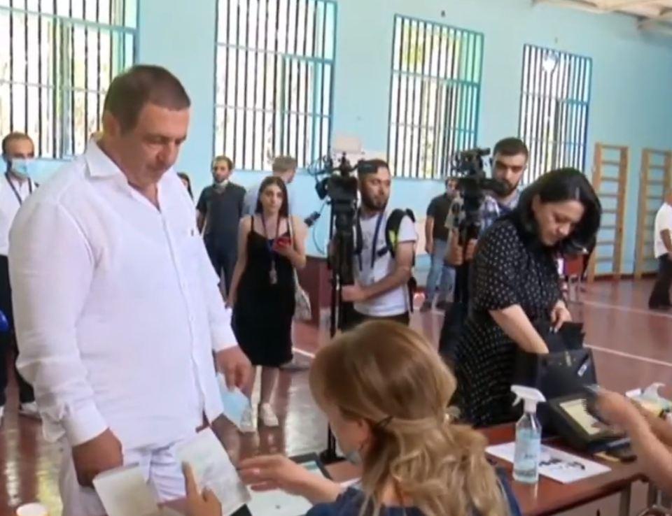 Photo of Гагик Царукян также сделал свой выбор