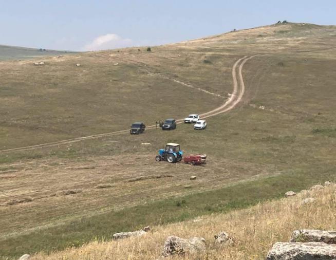 Photo of Азербайджанские ВС пытались помешать сельскохозяйственным работам в Сюнике