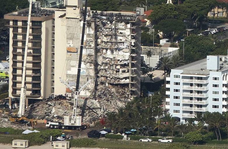 Photo of Число погибших при обрушении дома в Майами достигло девяти